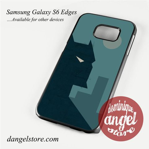 batman toon Phone Case for Samsung Galaxy S3/S4/S5/S6/S6 Edge Only $12.99