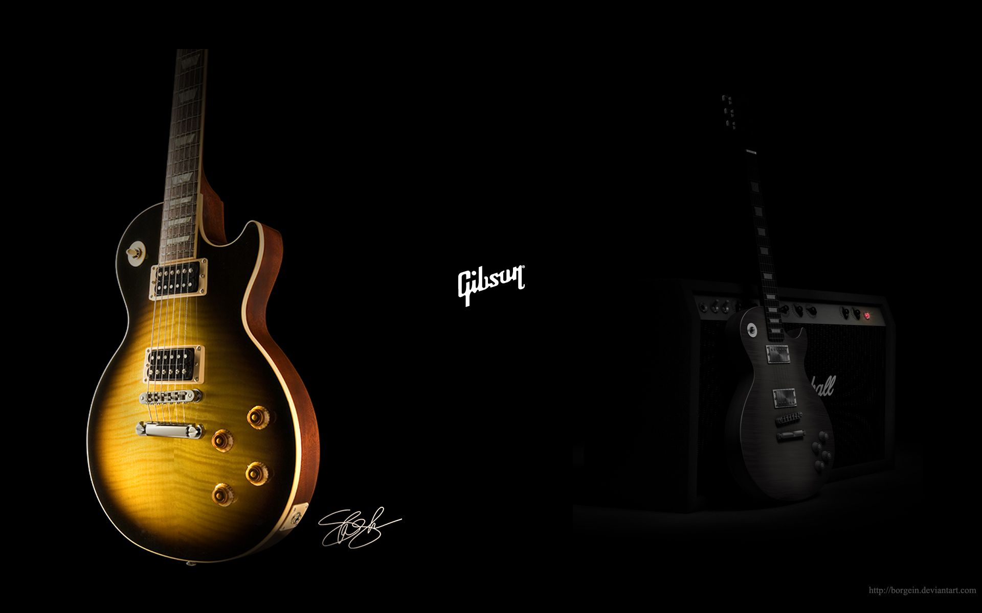 Les Paul...sigh..when will i have the good fortune to own one of these beauties..