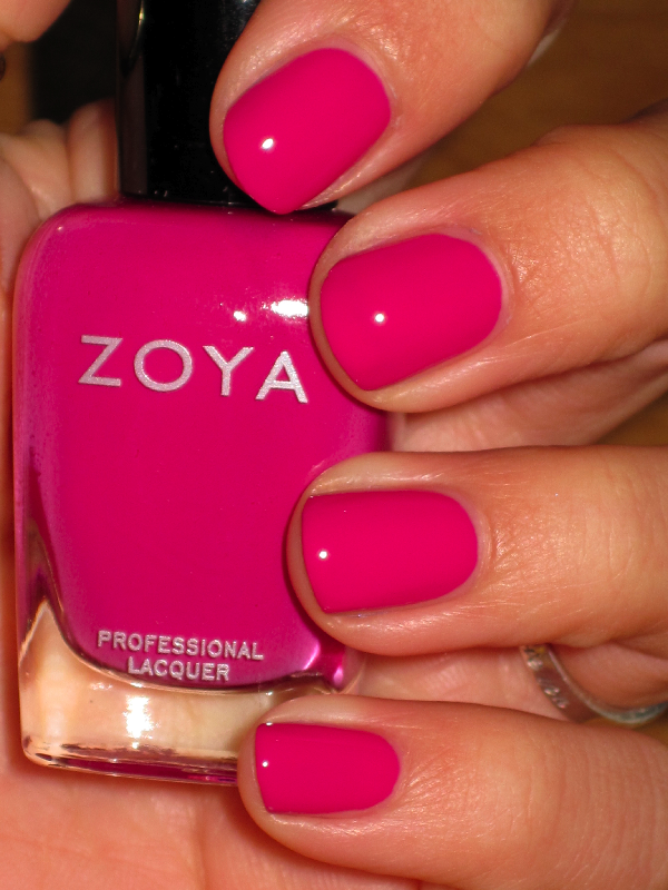 how pretty is this pink???!!!?? need it! #zoya #reagan #nailpolish