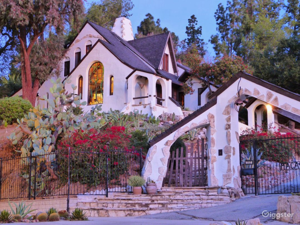 Fairytale Style Storybook House In Eagle Rock Rent This Location On Giggster House On The Rock Storybook Homes Eagle Rock Los Angeles