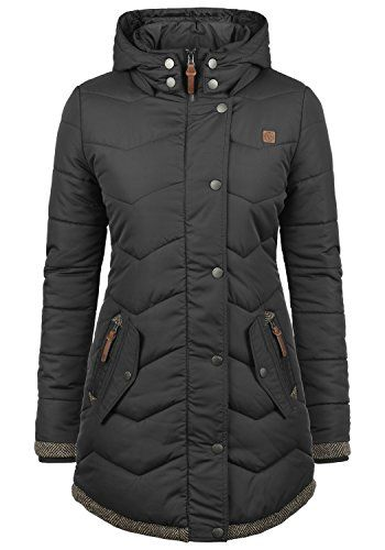 139026d3f550cc DESIRES-Denise-Damen-Winter-Jacke-Mantel-Parka-Steppmantel ...