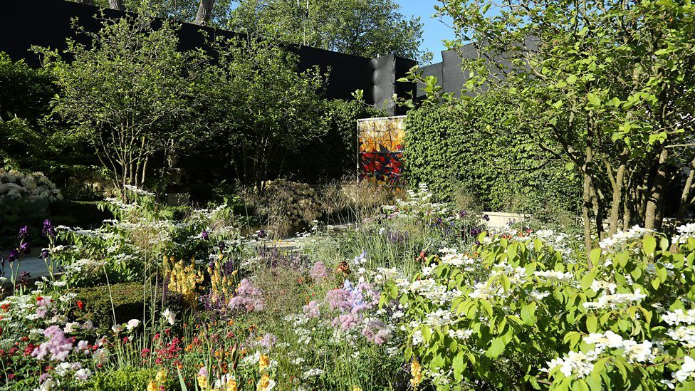 RHS Chelsea Flower Show - God's Own County - A Garden for ...