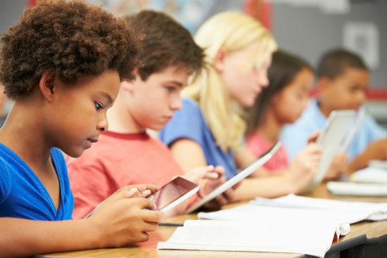 The Downside of a Tablet in Every Student's Hand