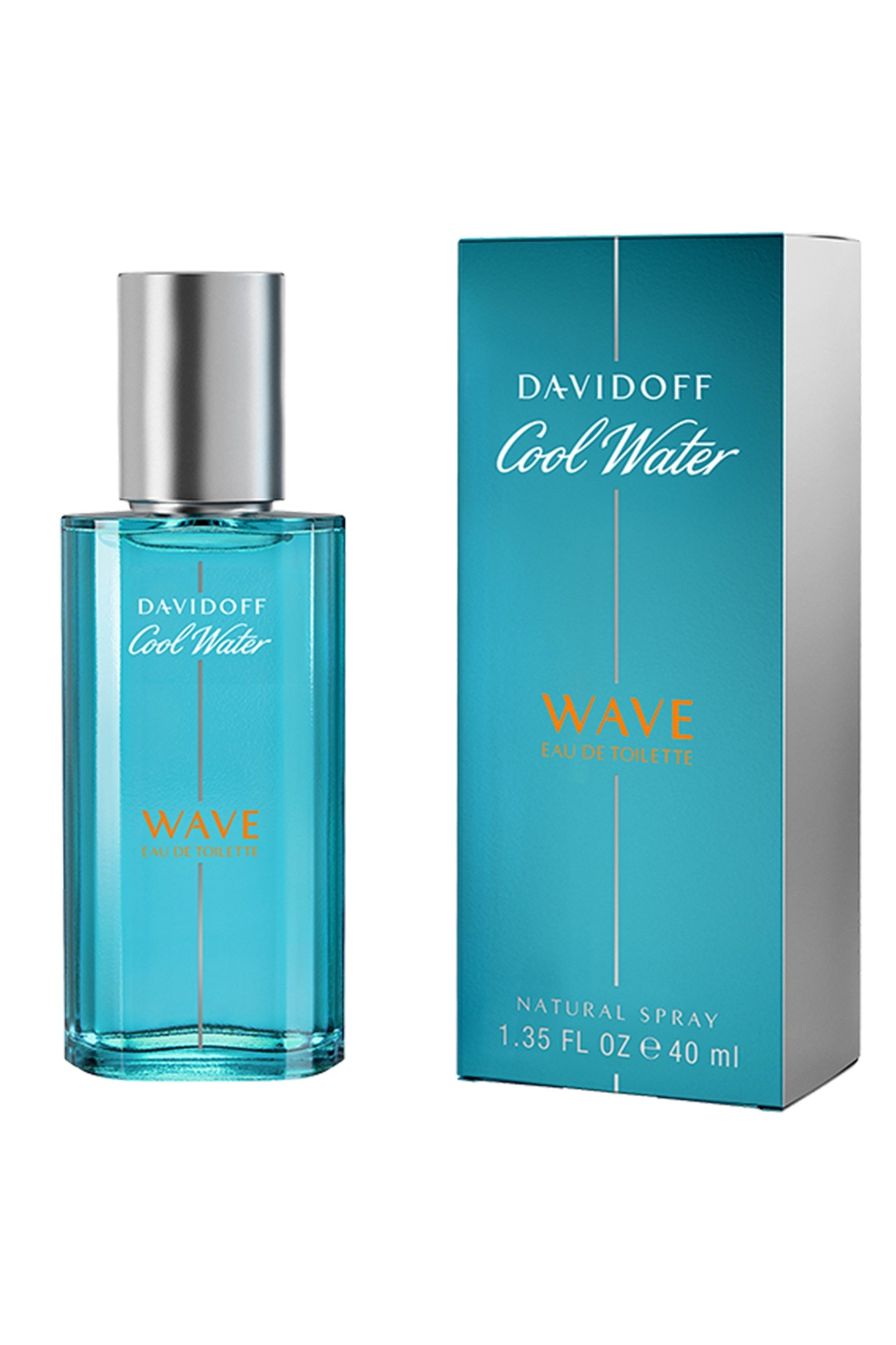 d690a714c Mens Davidoff Cool Water Wave Eau de Toilette 40ml - No Colour in ...
