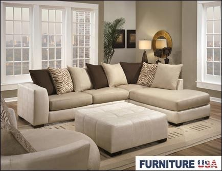 furniture store same day delivery robert michael bel air 2 pc sectional 1500