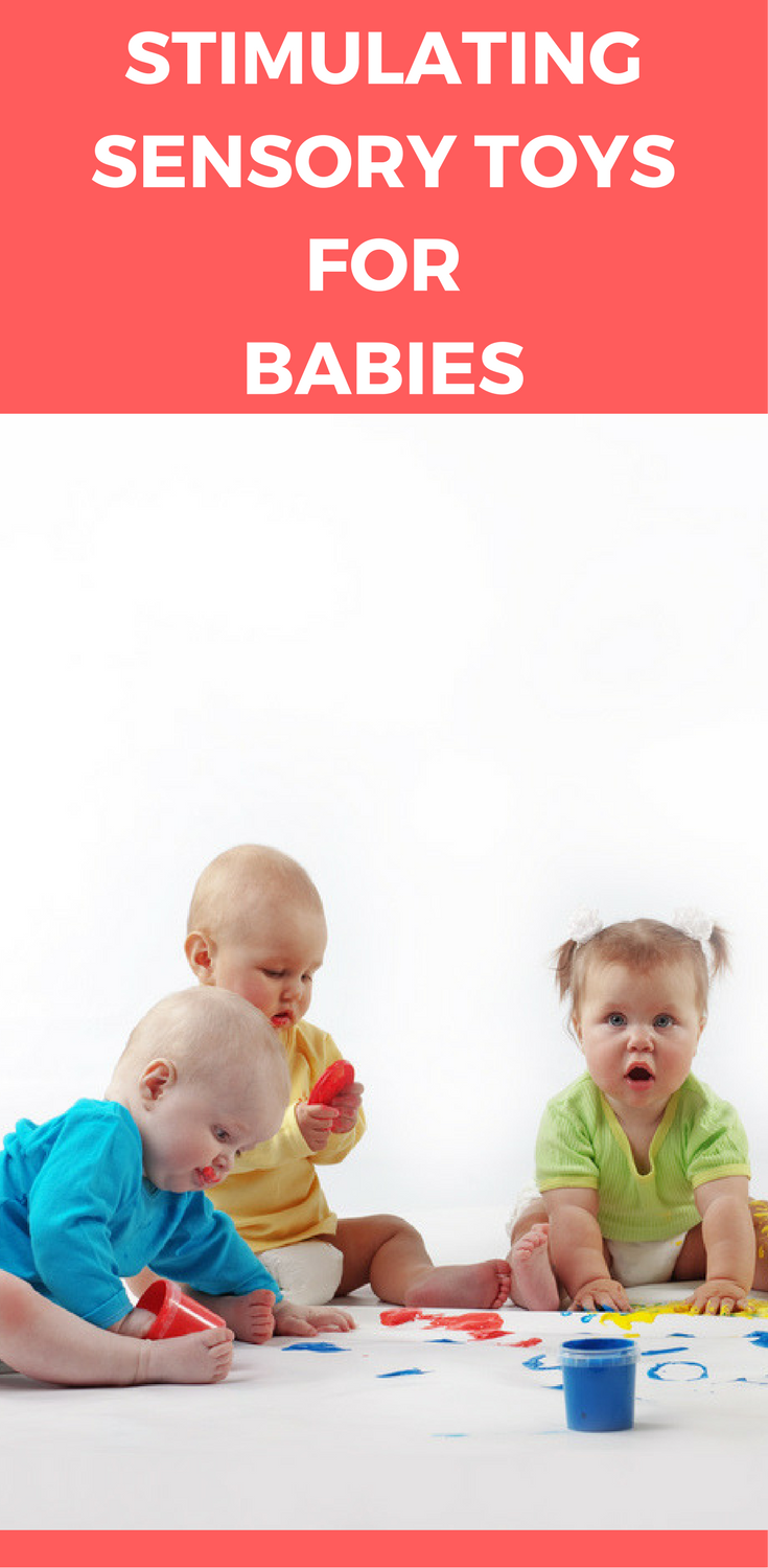 TOP Stimulating Sensory Toys for Infants and Babies in ...