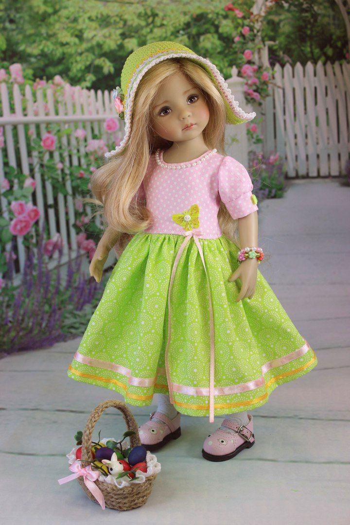 Тамара Липская | Dianna Effner | Pinterest | Puppenkleidung