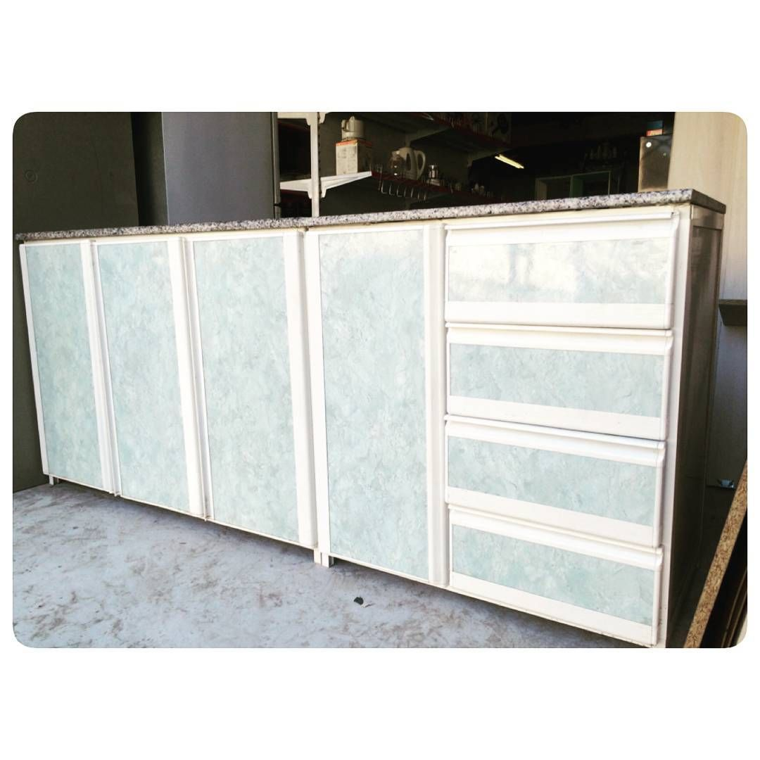 For Sale Kitchen Cabinet 4 Doors Drawer 50x200x86 Good Condation 55 Bd للبيع كبت مطبخ اربع ابواب مع ادراج مقاس 50x200x86 بح Furniture Decor Storage