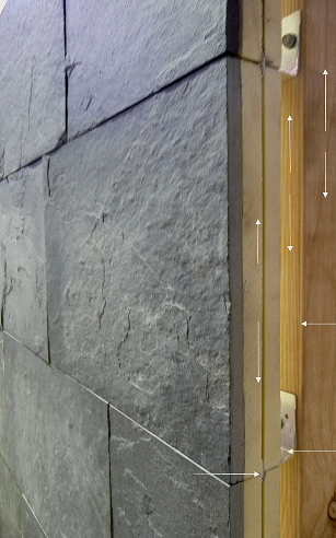 Smart Stone Lightweight Cladding Veneer Insulated Wall Stone Stone Cladding Wall Cladding Stone Wall Cladding