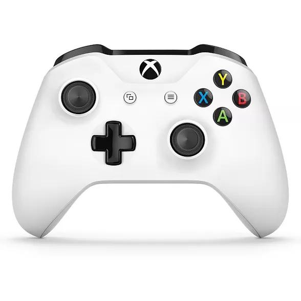 Xbox One Wireless Controller White Xbox Wireless Controller Wireless Controller Xbox Controller