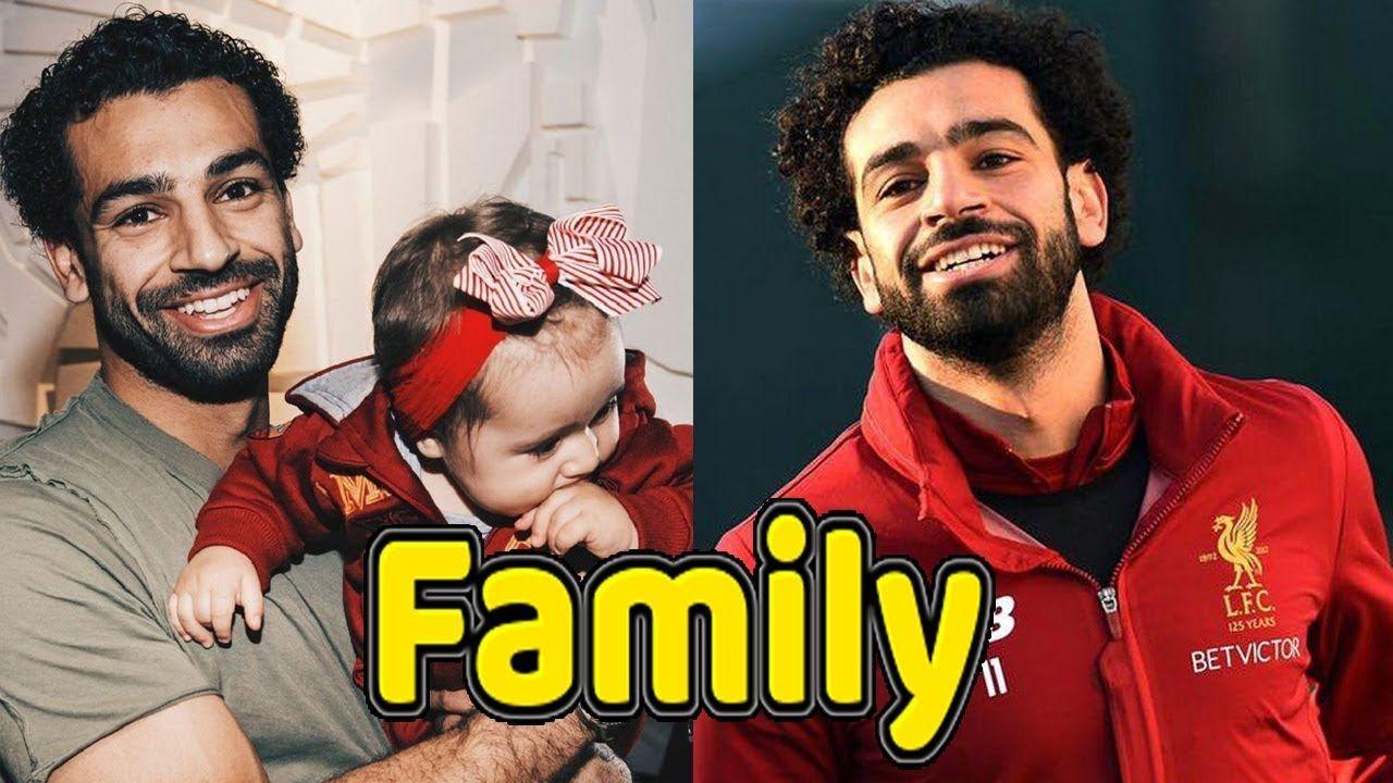 Mohamed Salah Family Photos With Daughter And Wife Magi Salah 2018