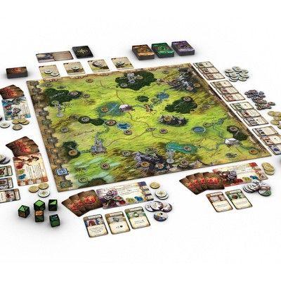 Fantasy Flight Games Runebound Third Edition Board Game, Adult Unisex