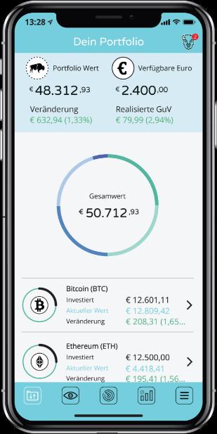 die online broker im vergleich wie viel in kryptowährung investiert werden muss, um millionär zu werden