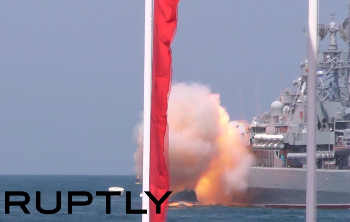 Russia S Navy Day Warships Subs Aircraft Show Off Military Might Navy Day Naval Warship