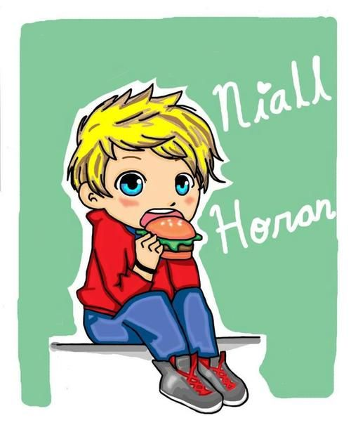 Niall cartoon