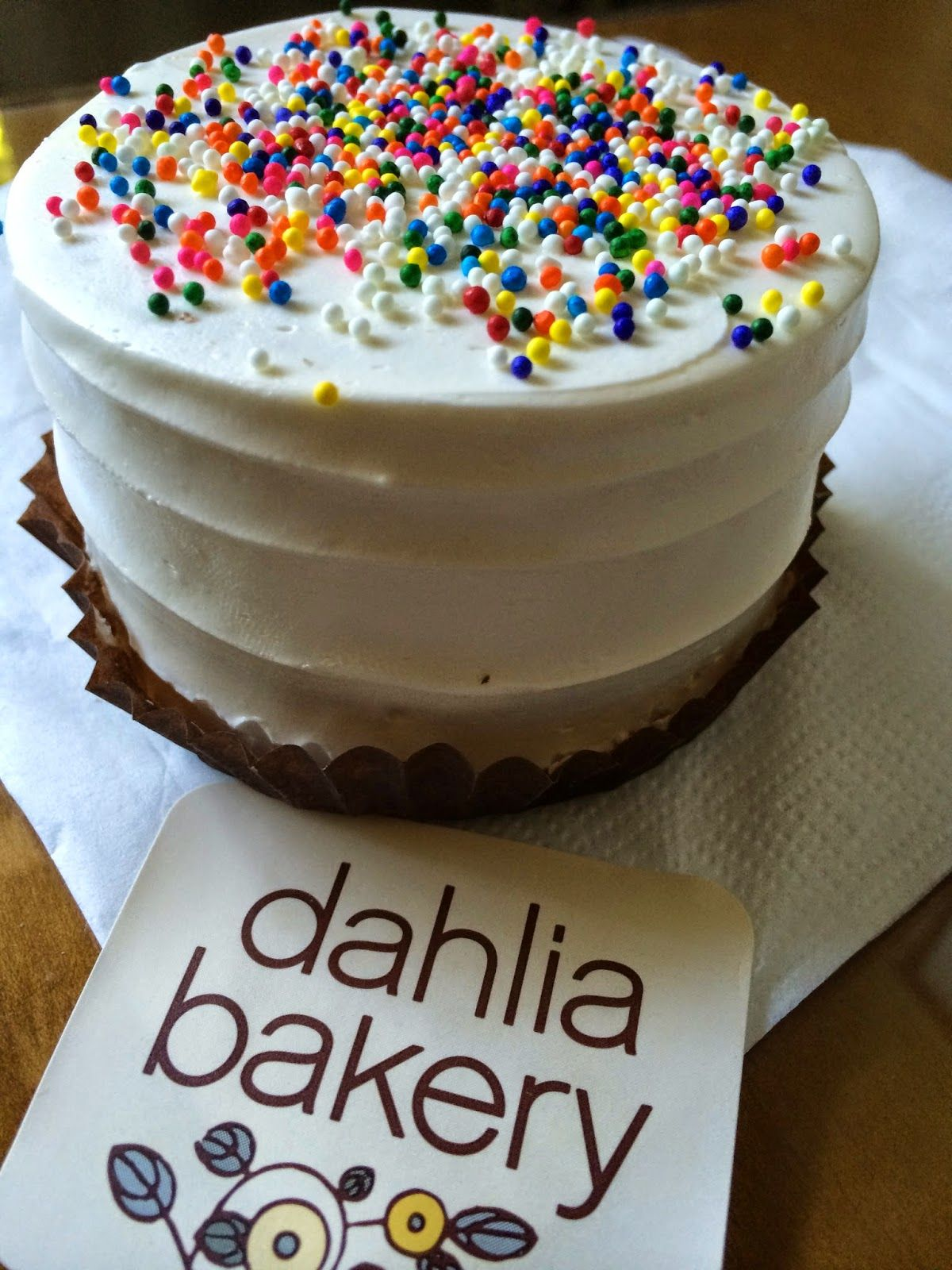 Dahlia Bakery Seattle TomDouglas Cute Birthday Cakes Places To Eat