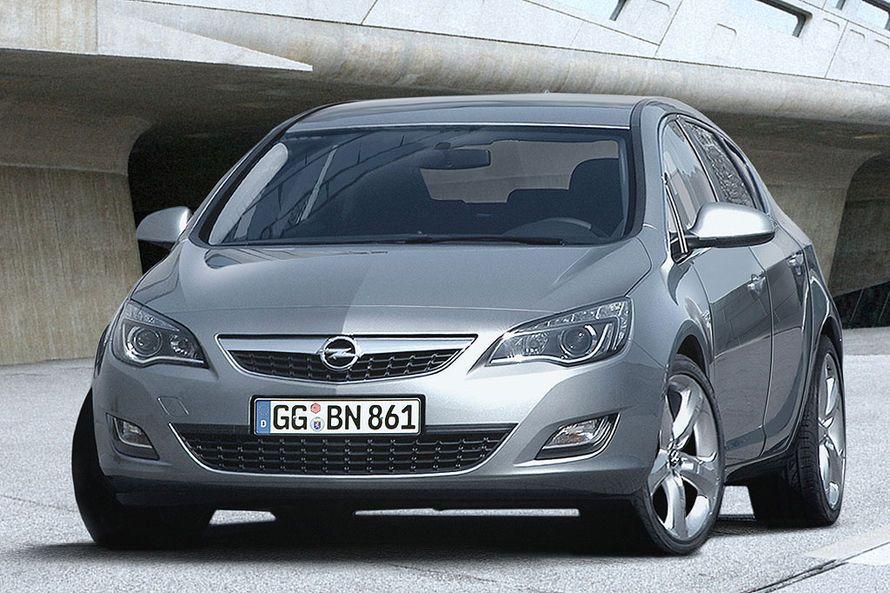Opel Astra Opel Zafira Opel Meriva Die Opel Zukunft Heisst Astra
