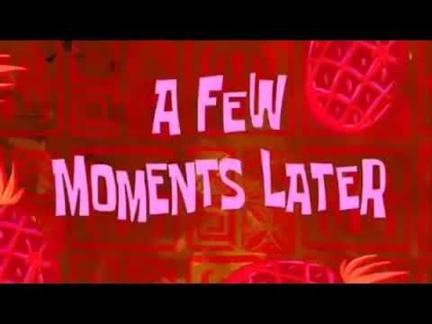 Efek Spongebob A Few Moments Later Efek Spongebob Untuk Youtube 2019 Youtube Kartu 3d Jenis Huruf Tulisan Teks Lucu