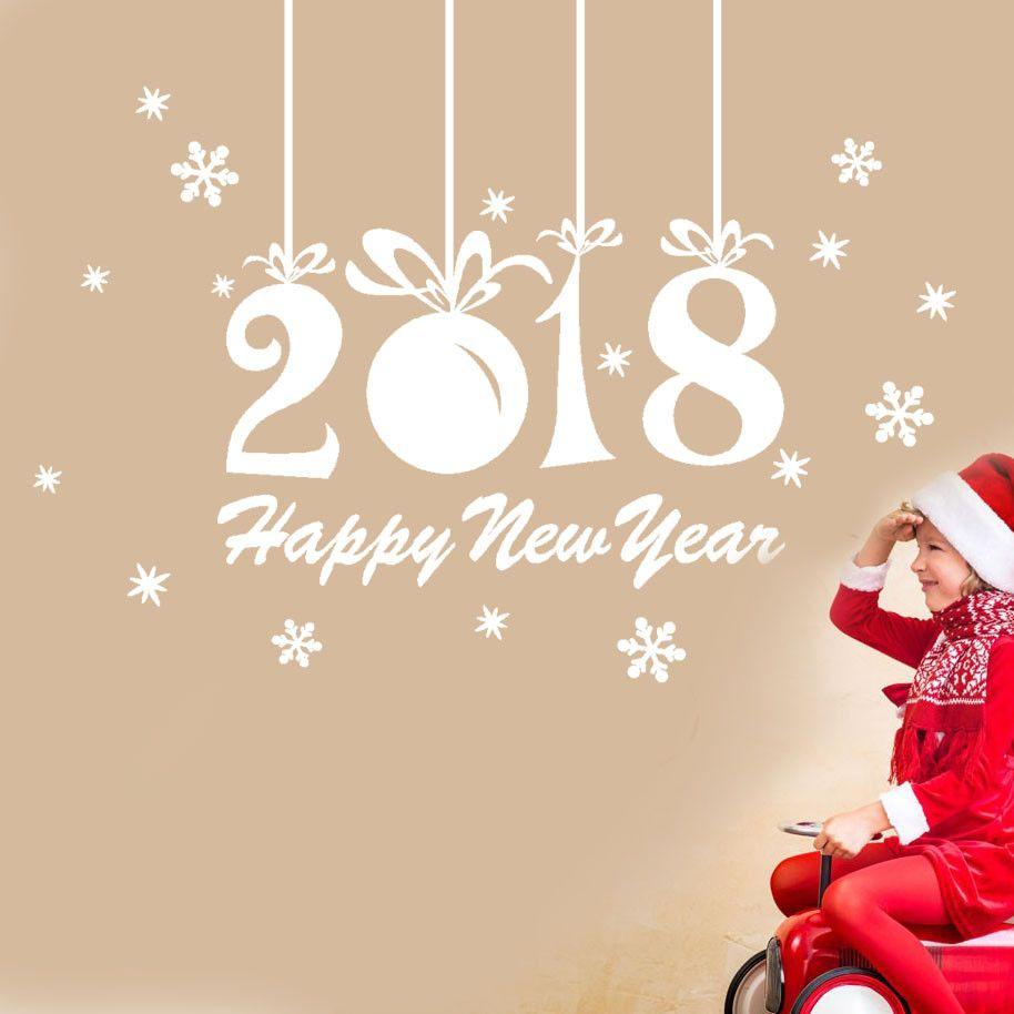 natal 2018 Feliz Ano Novo Feliz Natal 2018 Novas Janelas Do Floco De Neve  natal 2018
