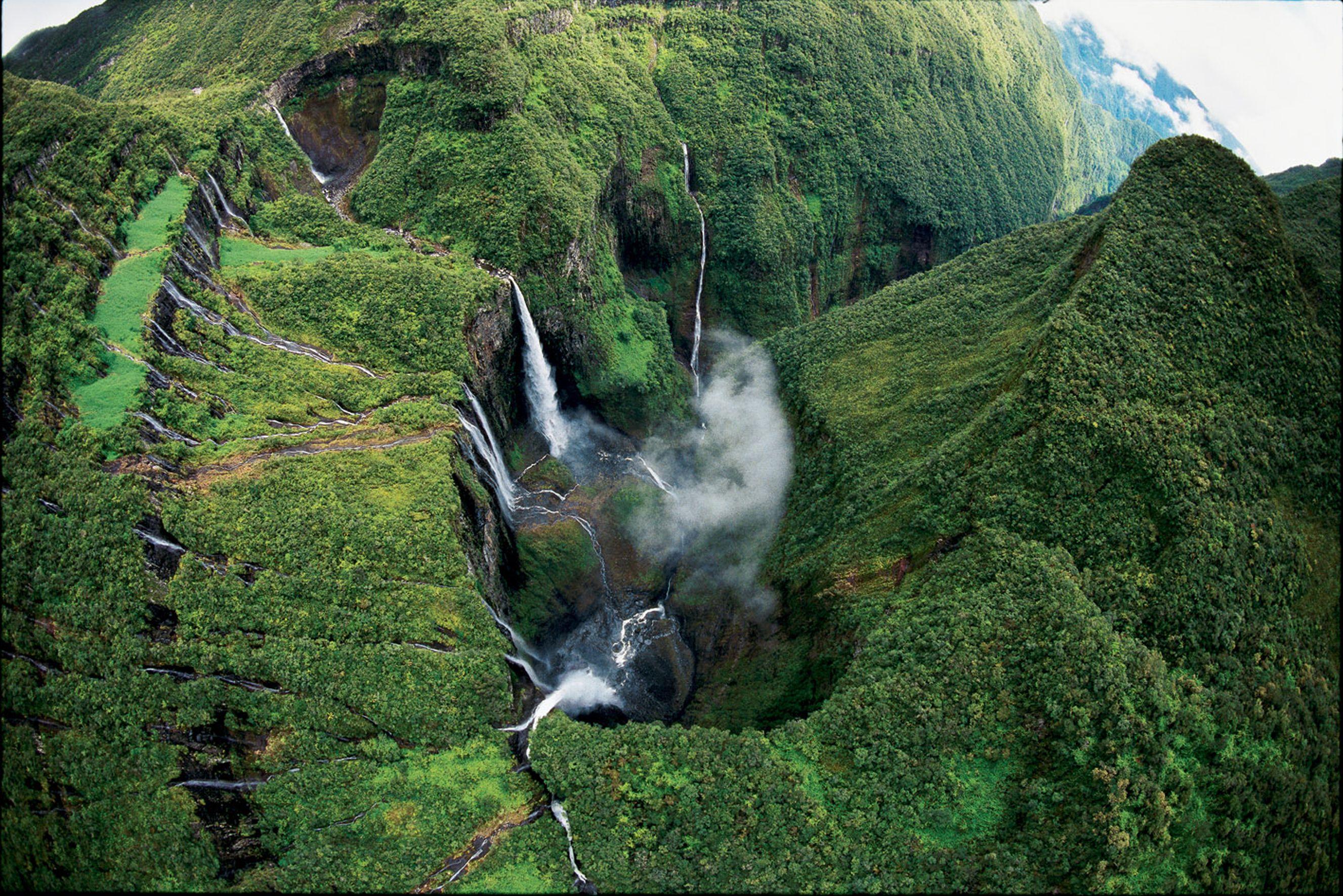 REUNION ISLAND Trou de Fer   Awesome destinations   Island ...