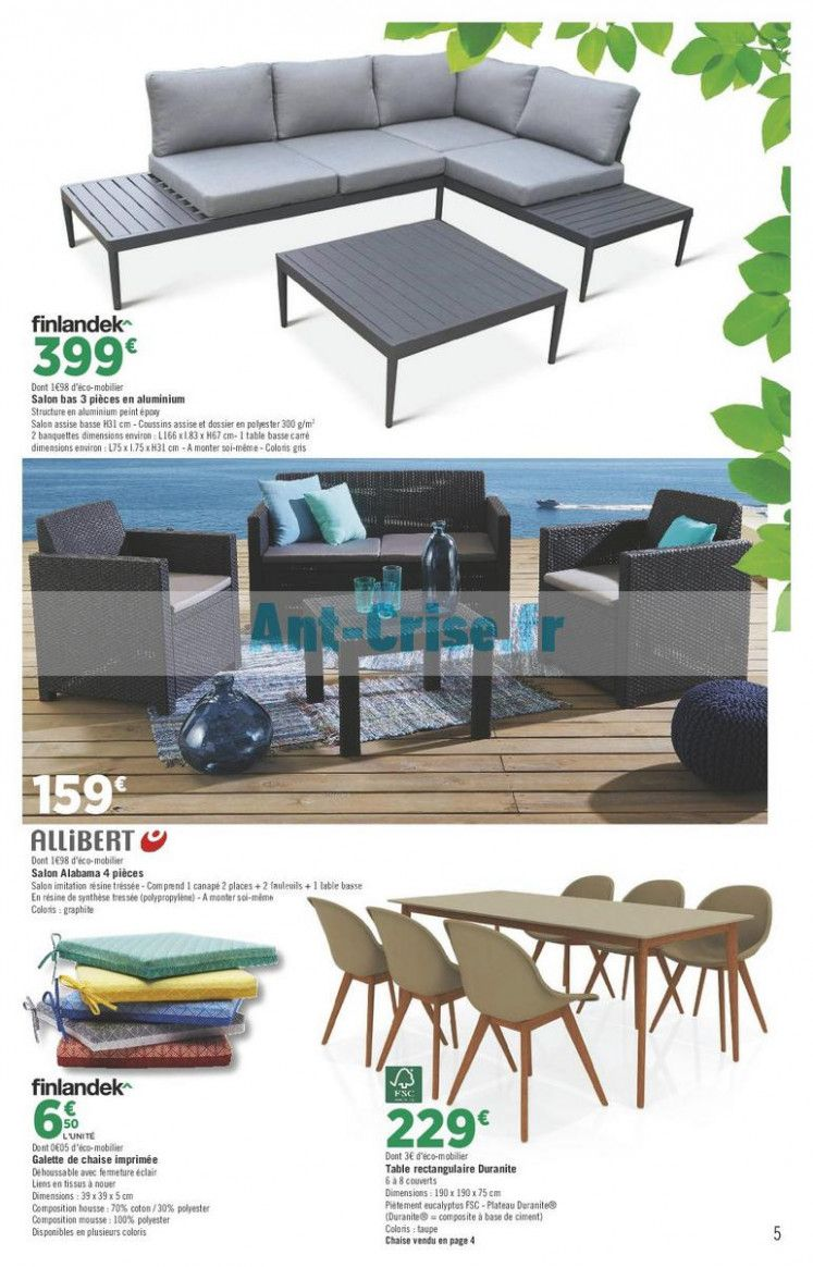 Table De Jardin Geant Casino Nouvel Episode Dans L Univers De La Grande Distribution Un An Apres Les Premieres In 2020 Outdoor Furniture Sets Outdoor Furniture Decor