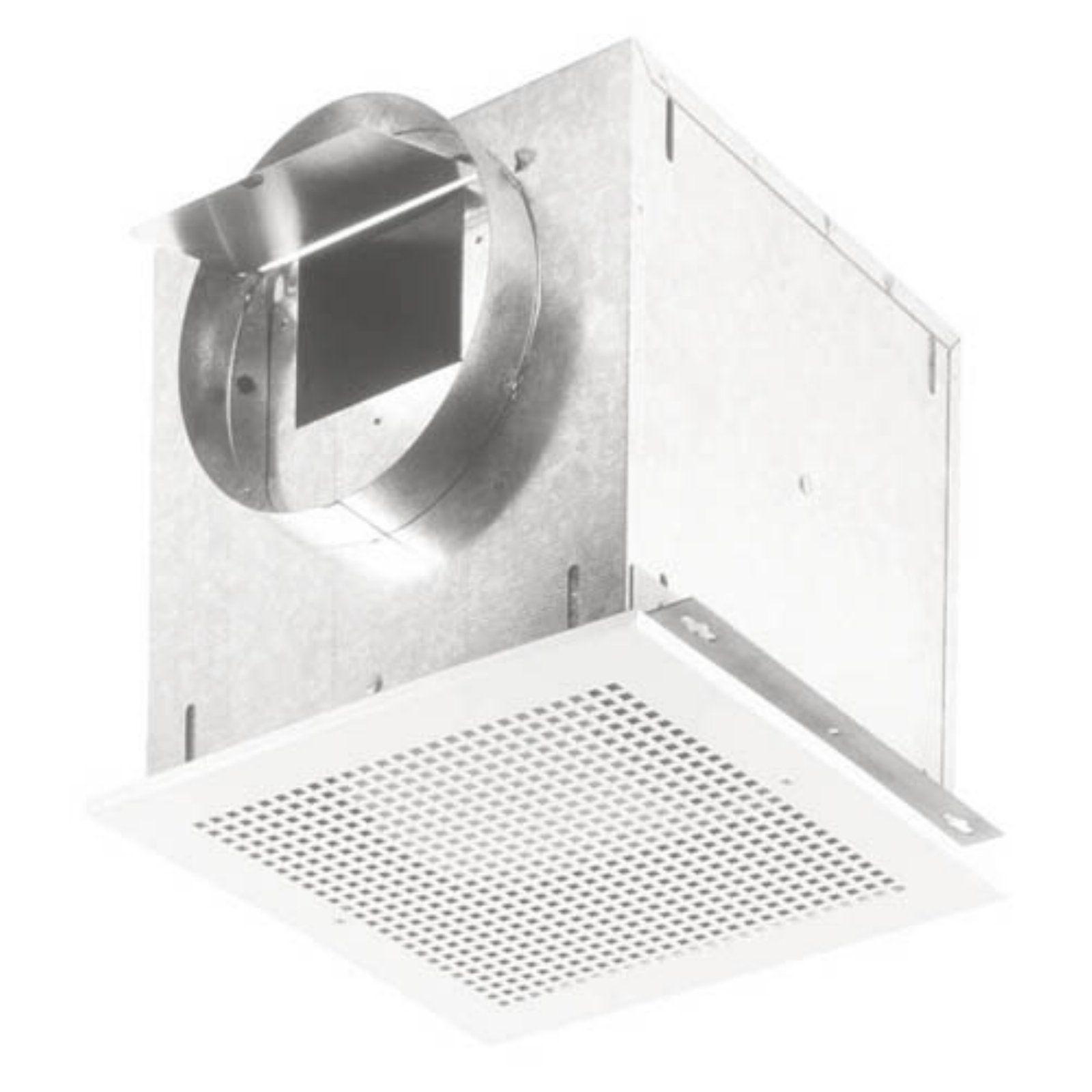 Broan Nutone L200mg High Capacity Ventilation Fan With Metal Grille Bathroom Fan Ventilation Fan Exhaust Fan