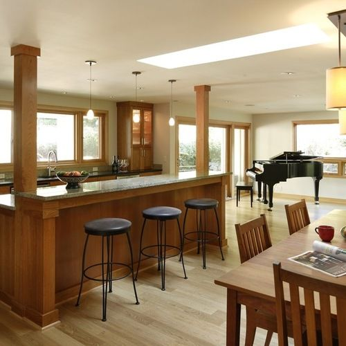 Kitchen Remodel With Dining Room Addition: Pin On Kitchens