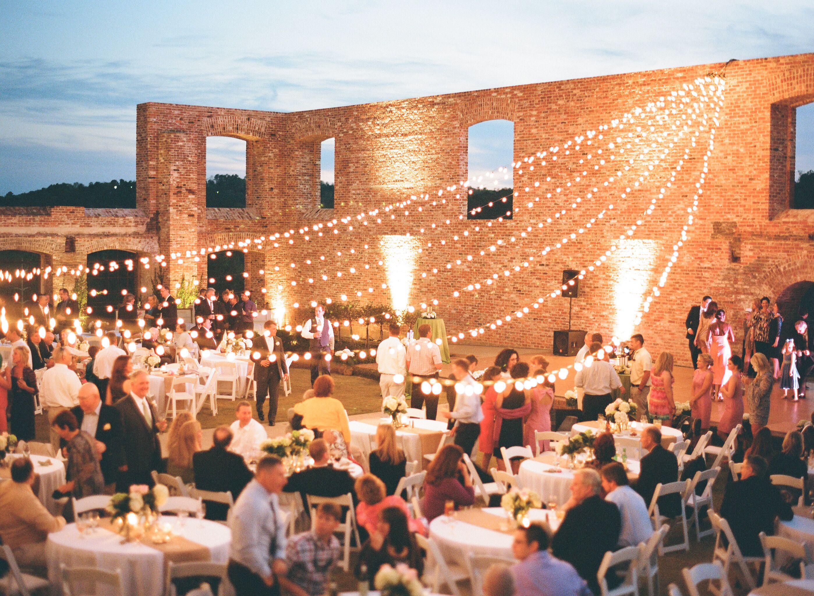River GardensRiver Mill Event Center Atlanta wedding