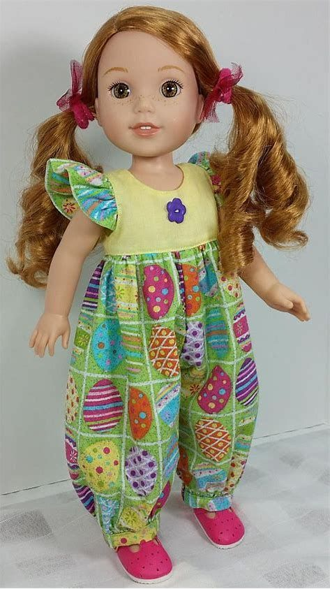 Image result for Free Patterns for American Girl Dolls Easter Dress ...