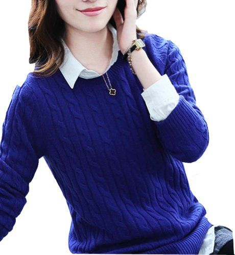 $172.23 nice Winter Twisting Pure Cashmere Cashmere Sweater ...