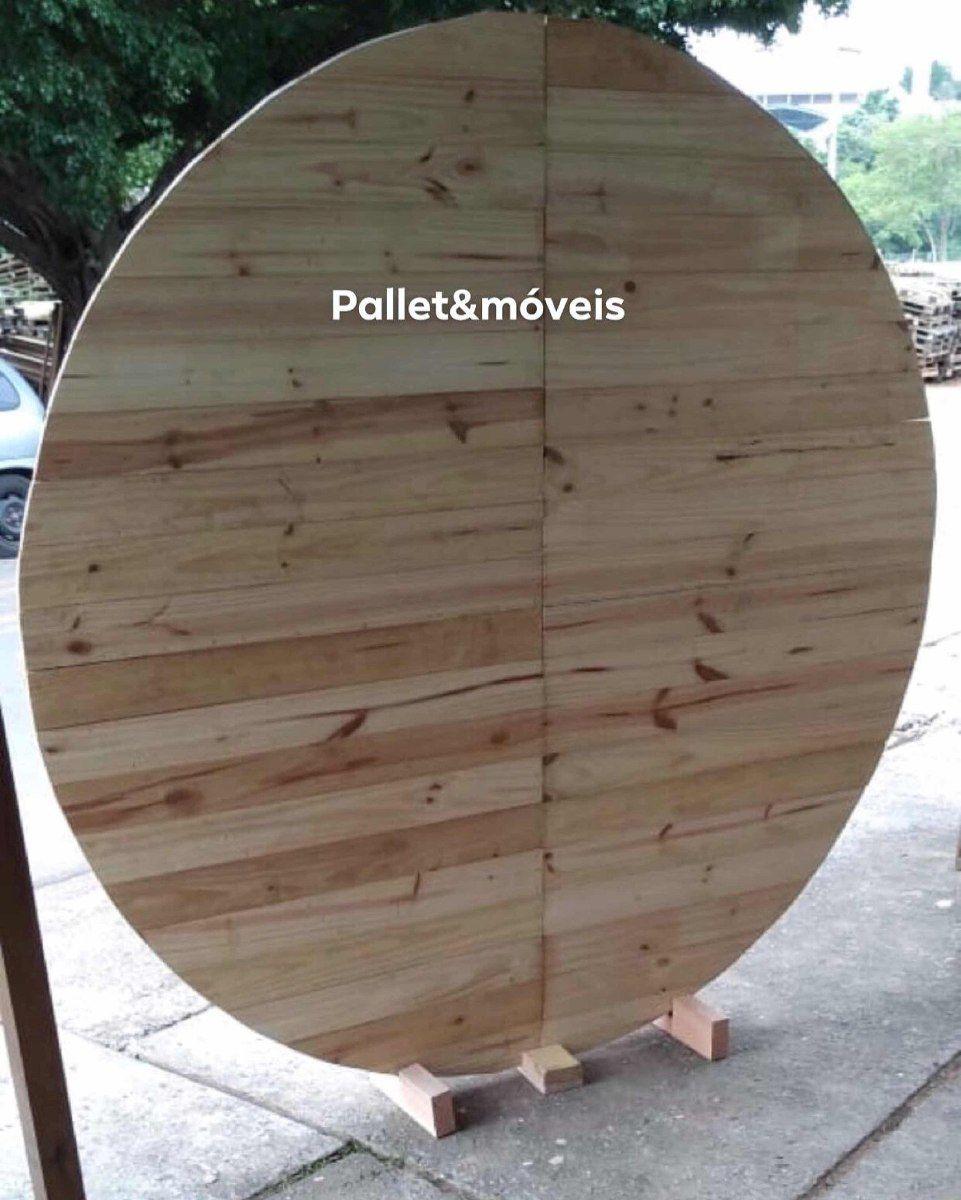 Painel Redondo Desmontavel 2x2 R 299 00 Em Mercado Livre Com
