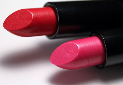 Lipsticks.  Don't leave home without it.