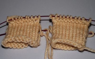 Knit Two Socks at a Time on Two Circular Needles | Sock ...