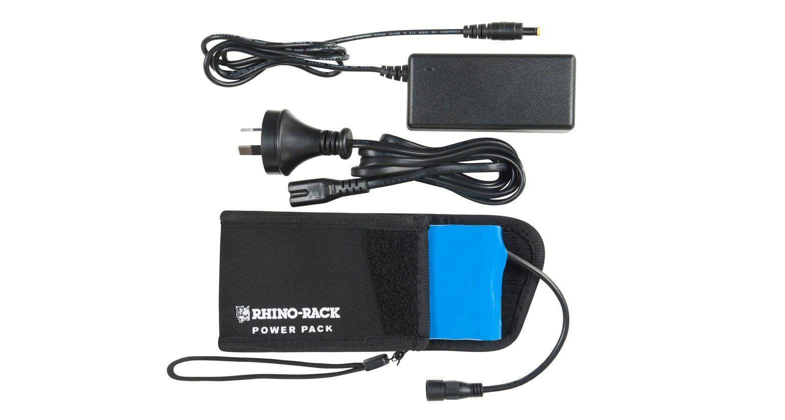 RhinoRack LEDKIT9 LED Battery Power Pack Kit Power pack