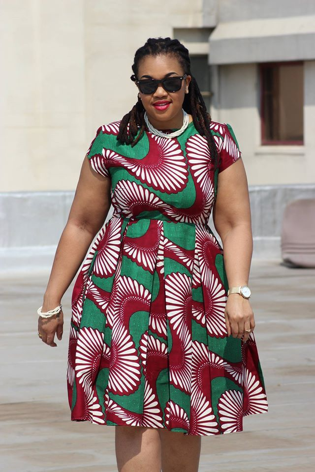 Plus size style in 2019 | African fashion dresses, African ...