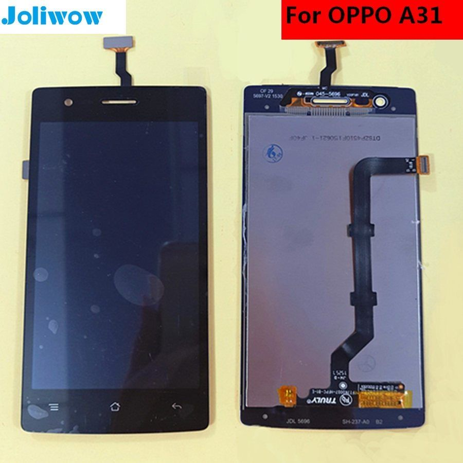 77ee4c40327 For OPPO A31 LCD Display+Touch Screen Assembly Replacement for 4.5 inch  original price(