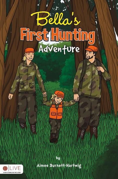 The most awesome book to read to little girls to introduce them to hunting