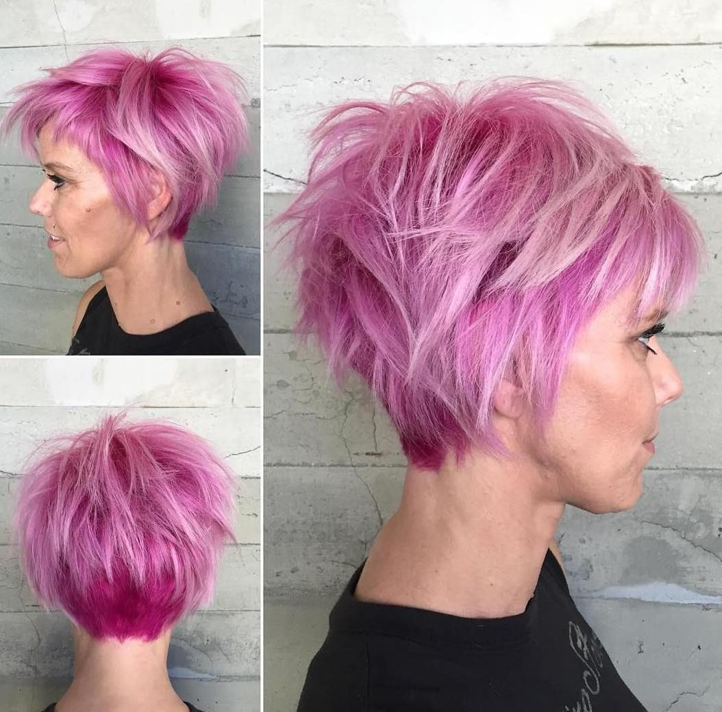 best edgy haircuts ideas to upgrade your usual styles pastel