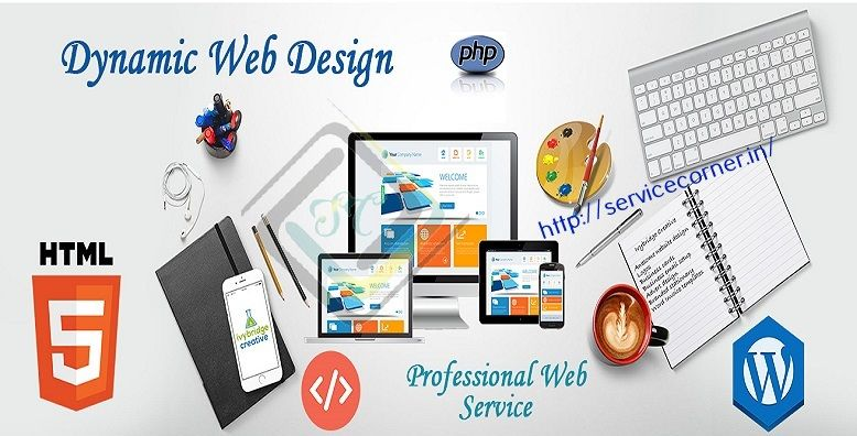 Service Corners Is The Website Design Company In Lucknow Providing Creative And Customized Online Website Design Company Website Design Web Development Design