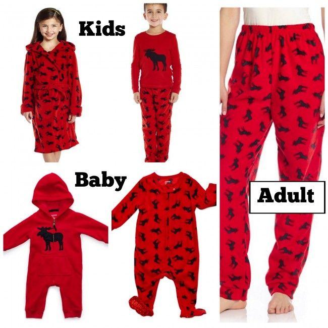 8 ridiculously cute family matching pajama sets | Pyjamas and Moose