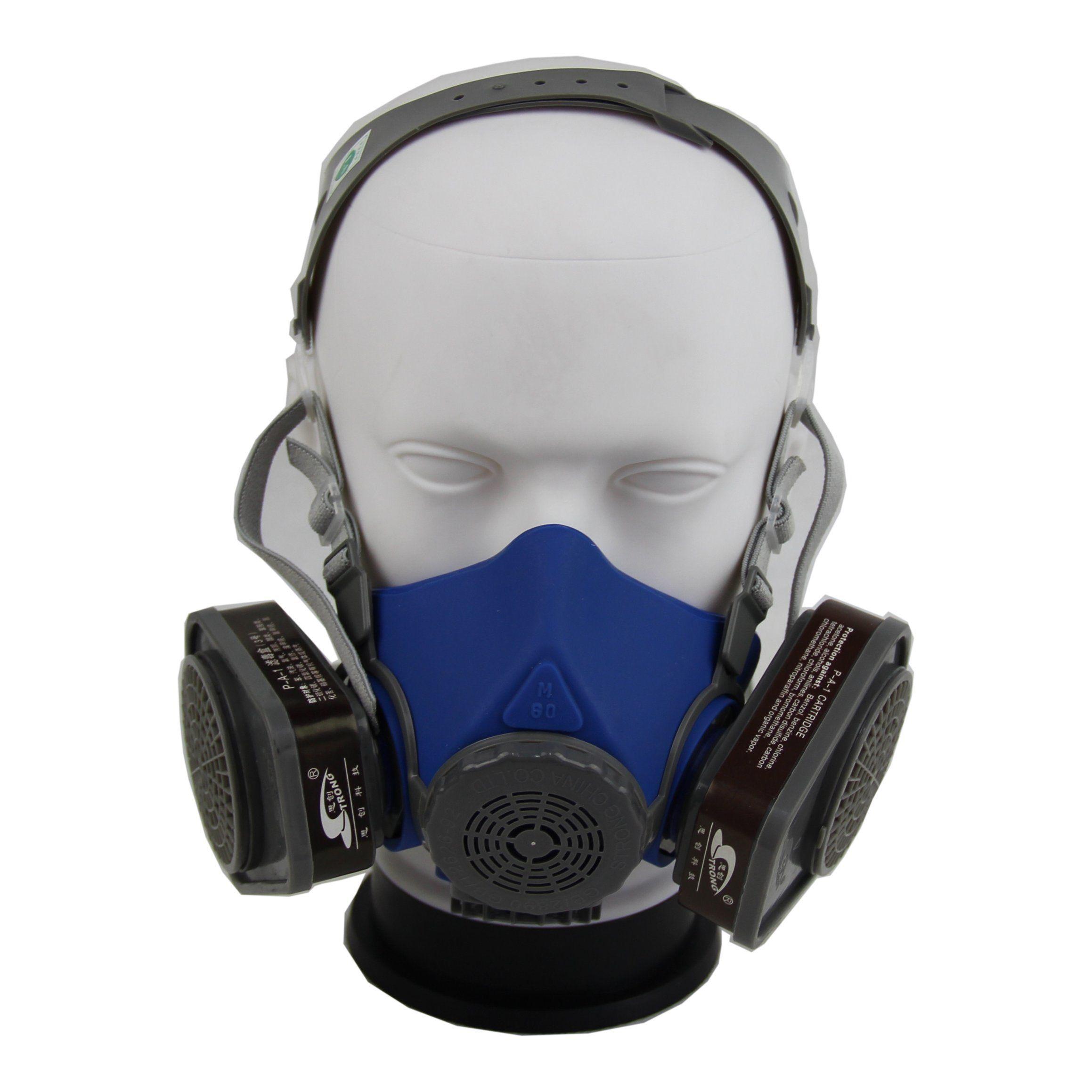 China Manufacture Half Face Shield Respirator Antivirus