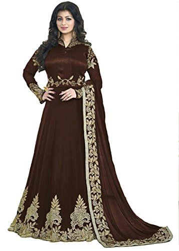 Delisa Indian\Pakistani Wear Anarkali Suit and Party Wear Suit for Women