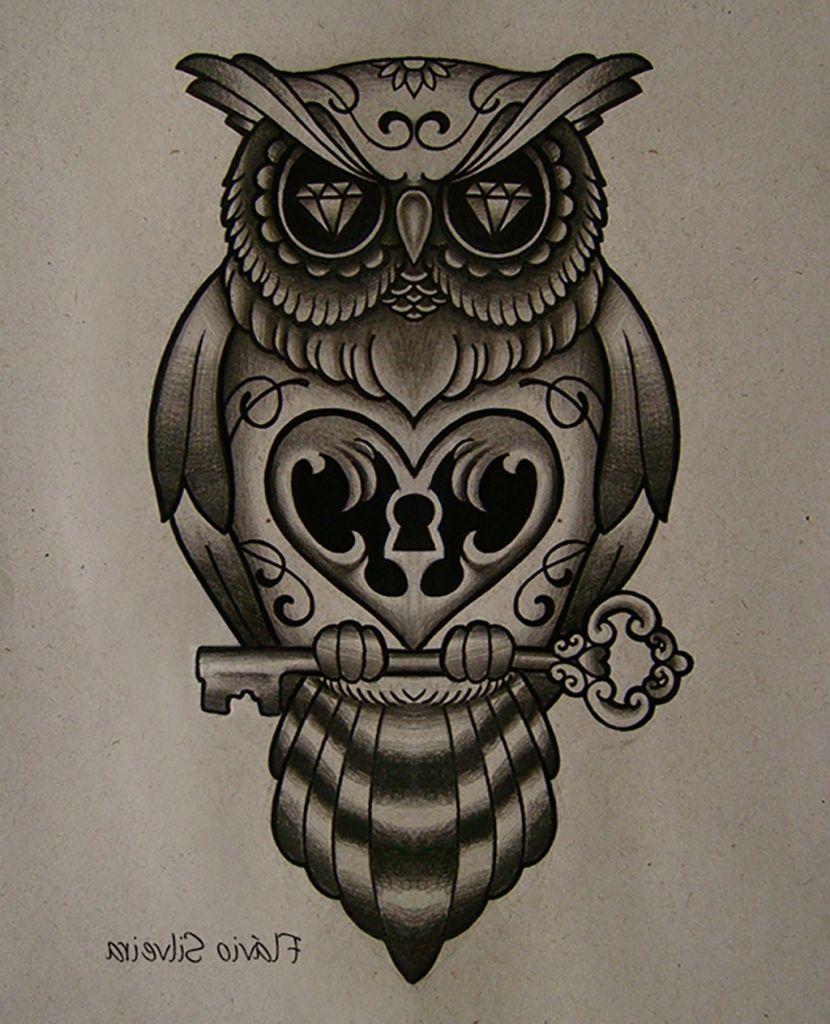 Tattoo Designs Pinterest: Owls 1000 Images About Tattoo Ideas On Pinterest Owl