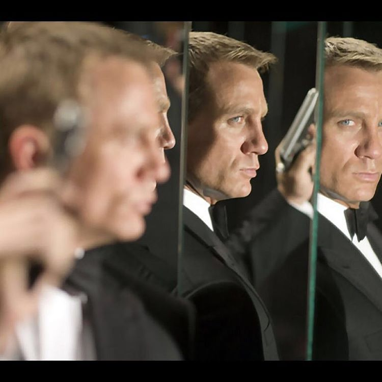 Danielcraig 007 Bond What S Everybody Up To This Evening I M
