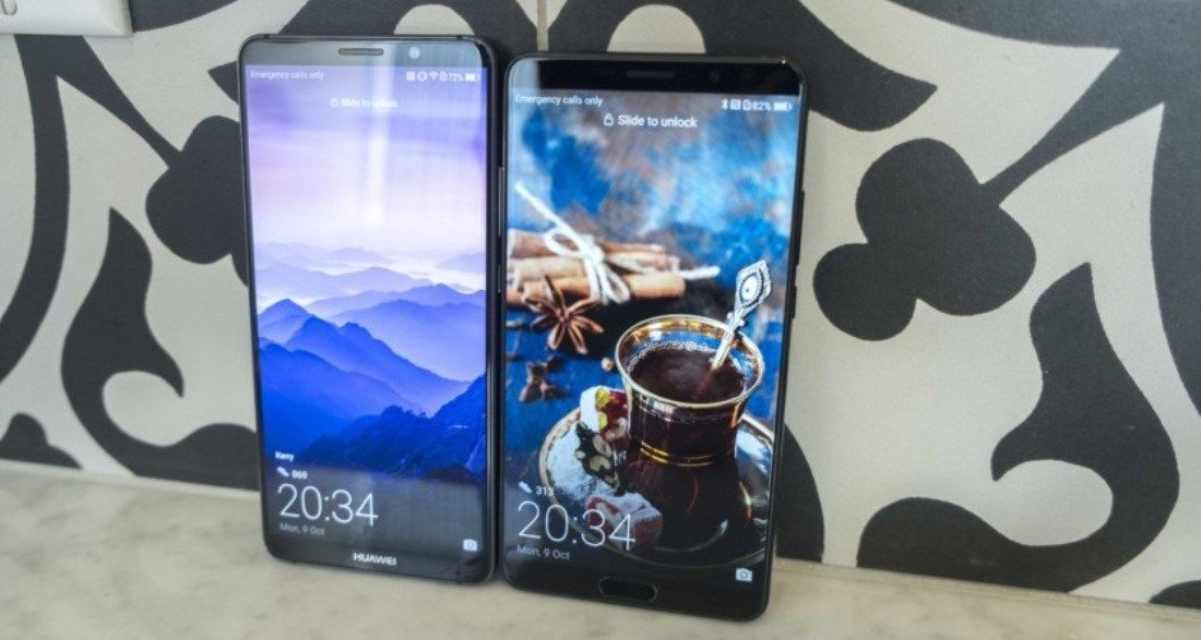 Huawei preparing to launch the phone Mate X with a capacity