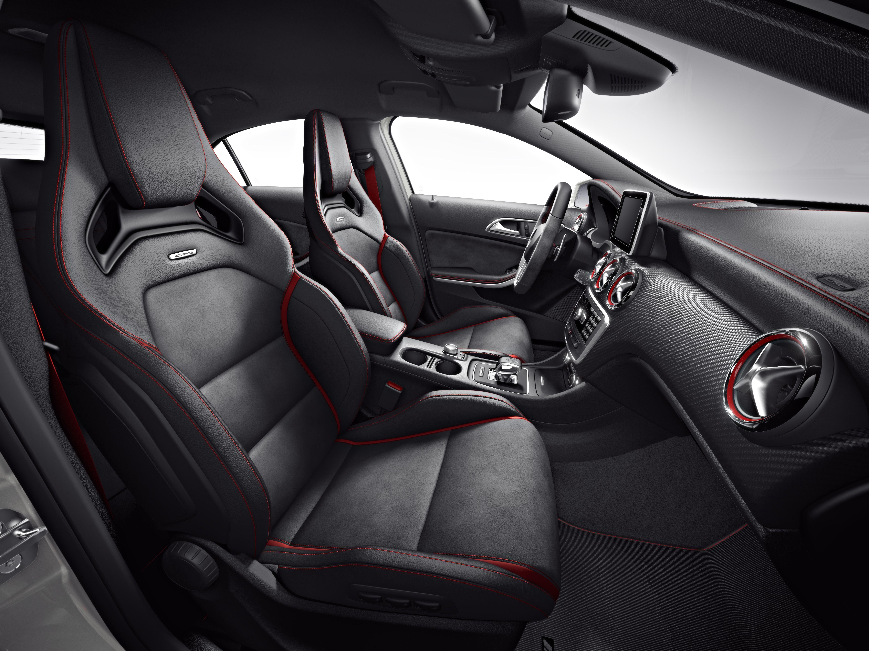Interior A 45 Amg Edition 1 My Car Mercedes A45 A45 Amg