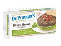 Veggie Burgers |Black Bean Burgers & Gluten Free | Dr. Praeger's