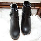 Attrangs SH069 벨크로엘 boots