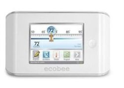 Commercial Thermostat The Ecobee Internet Enabled Ems Delivers