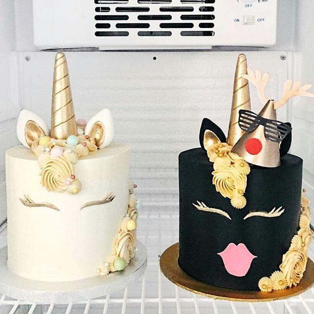 Beautiful Cases For Girls Unicorn Birthday Cake Black Unicorn